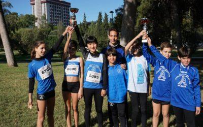 Primers trofeus als Jocs Esportius Municipals!!